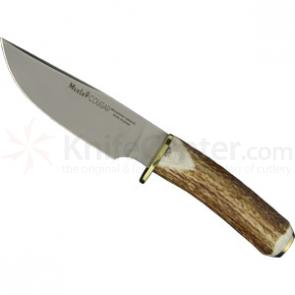 Muela Stag, Fixed Blade w/Sheath
