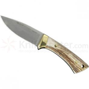Muela COL-7A Mini Stag, Drop Point Skinner