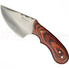 Muela COBRA-8R Fixed Blade Skinner,Full Tang w/Sheath