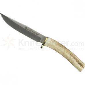 Muela Stag Fixed Blade Hunter Clip Point Blade
