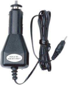 NexTORCH DC10 12V Car Charger for Saint Torch