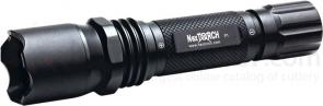 NexTORCH P3 LED Rechargeable Tactical Flashlight 60 Lumens