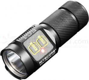 NITECORE Explorer EC1 CR123A LED Flashlight, 280 Max Lumens