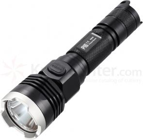 NITECORE Precise P16 CR123 LED Flashlight, Black, 960 Max Lumens