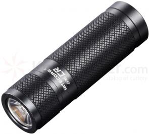 NITECORE SENSCR Mini CR123A LED Flashlight, 190 Max Lumens