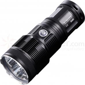 NITECORE TM15 Tiny Monster Series Rechargeable CR123A LED Flashlight, 2450 Max Lumens