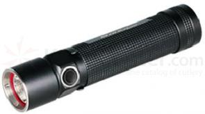 Olight S20 Baton Cree XM-L2 LED Flashlight, 550 Max Lumens (2 x CR123A)