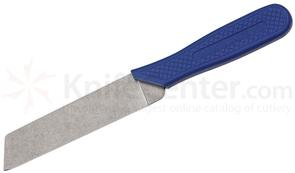 Ontario Vegetable Field Knife 3.75 inch Stainless Steel Blade, Blue Plastic Handle