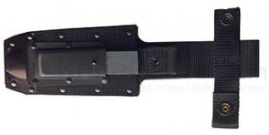 Ontario Sheath Fits SP24, SP25, SP26, Cordura Black