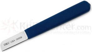 Ontario Cable Splicer Knife 1.6 inch Carbon Steel Blade, Non-Slip Grip
