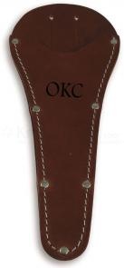 Ontario Leather Scissor Belt Sheath