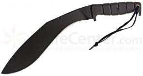 Ontario Kukri Machete 11.75 inch Blade, Kraton Handle, Cordura Sheath