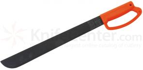 Ontario Field Machete 18 inch Blade, Orange Knuckle Guard