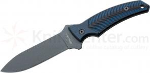 Ontario Fortune Series Morta Tactical Fixed 4 inch Blade, Micarta Handles (8727)