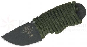 Ontario Ranger Series Little Bird Knife 1.75 inch Fixed Blade, OD Cord Handle