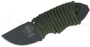 Ontario Ranger Series Little Bird 1.75 inch Blade, OD Cord Handle, Glass Breaker