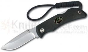 Outdoor Edge Mini-Grip Folding Knife 2-3/8 inch Blade, Kraton Handles