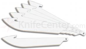 Outdoor Edge Razor-Lite and Razor-Blaze Pack of 6 Replacement Blades