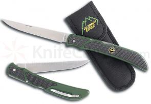 Outdoor Edge  inch Fish & Bone  inch Fillet / Boning Knife - 11.375 inch Overall