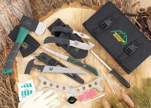 Outdoor Edge Outpak - Complete Big Game Hunting Set