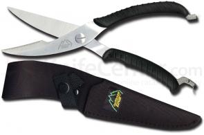 Outdoor Edge Game Shears with Sheath 10 inch Overall Length