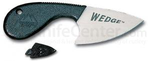 Outdoor Edge Wedge 5 inch with Included Polymer sheath