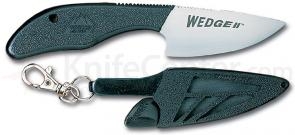 Outdoor Edge Wedge 2 with Polymer sheath