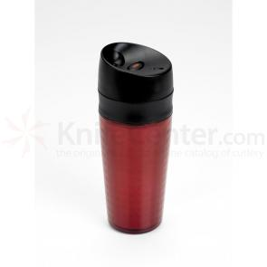 OXO Good Grips Liquiseal Travel Mug - Plastic (Textured) - Red