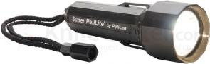 Pelican PeliLite 1800 Submersible Xenon Flashlight, 15 Lumens, Black
