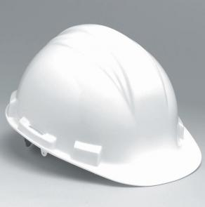 PhysiciansCare Brand BodyGear Safety Helmet with Microban Product Protection: ANSI Type I Class E