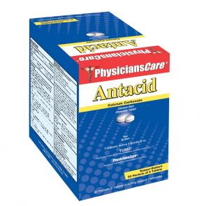 PhysiciansCare Brand Antacid, 50/2 - Packs