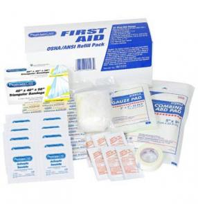 PhysiciansCare Brand ANSI First Aid Refill Pack