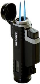 Turboflame Ranger Windproof Lighter, Black