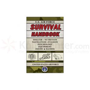 Proforce U.S. Air Force Survival Handbook