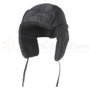 Proforce Snugnut Black Hat and Earmuffs in One