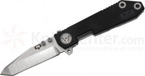 Quartermaster QTR-8 John Quayle  inchHiggins inch III 3.5 inch Tanto Blade, G10 and Stainless Steel Handles