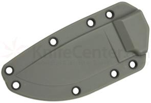 ESEE Knives ESEE-3 Molded Sheath without Clip Plate, Foliage Green