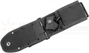 ESEE Knives ESEE-52-MB MOLLE Back Sheath for ESEE-5, ESEE-6, Laser Strike, Black