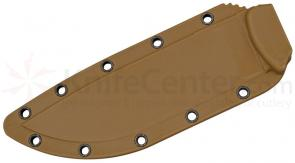 ESEE Knives ESEE-6 Coyote Brown Molded Sheath (Sheath Only)