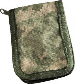 Rite in the Rain Cordura Fabric Notebook Cover, 4 inch x 5-7/8 inch, ACU Camo