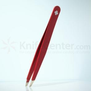 Rubis Swiss Made Cross Slant Tweezers (1K101)