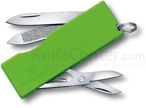 Victorinox Swiss Army Tomo Multi-Tool, Green, 2.28 inch Closed