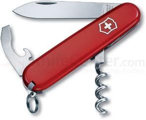 Victorinox Swiss Army Waiter Multi-Tool, Red, 3.31 inch Closed