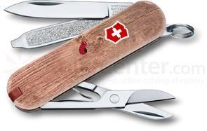 Victorinox Swiss Army Contest Classic SD Limited Edition 2017 Multi-Tool, Woodworm, 2.25 inch Closed