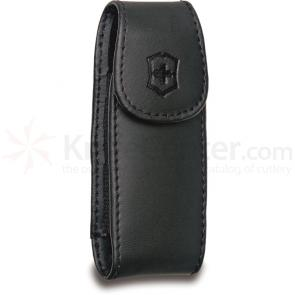 Victorinox Swiss Army Large Leather Clip Pouch