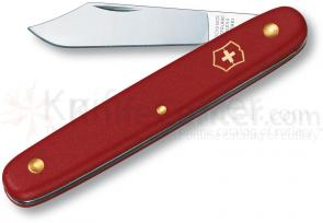 Victorinox Swiss Army Day Packer Utility Knife, 4 inch Red Handles