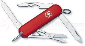 Victorinox Swiss Army Manager Multi-Tool, 2-1/4 inch Red Handles