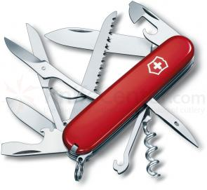 Victorinox Swiss Army 53201 Huntsman Multi-Tool, 3-1/2 Red Handles