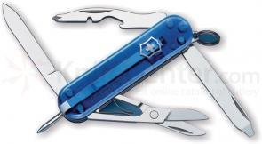 Victorinox Swiss Army Manager Multi-Tool, 2-1/4 inch Sapphire Handles