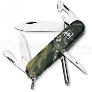 Victorinox Swiss Army Tinker Camouflage Multi-Tool, 3-1/2 inch New Breakup Handles